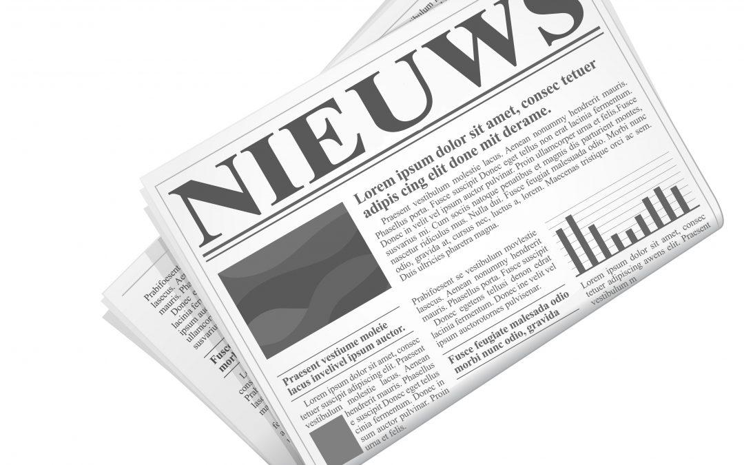 Nieuws vanuit de Dorpsraad