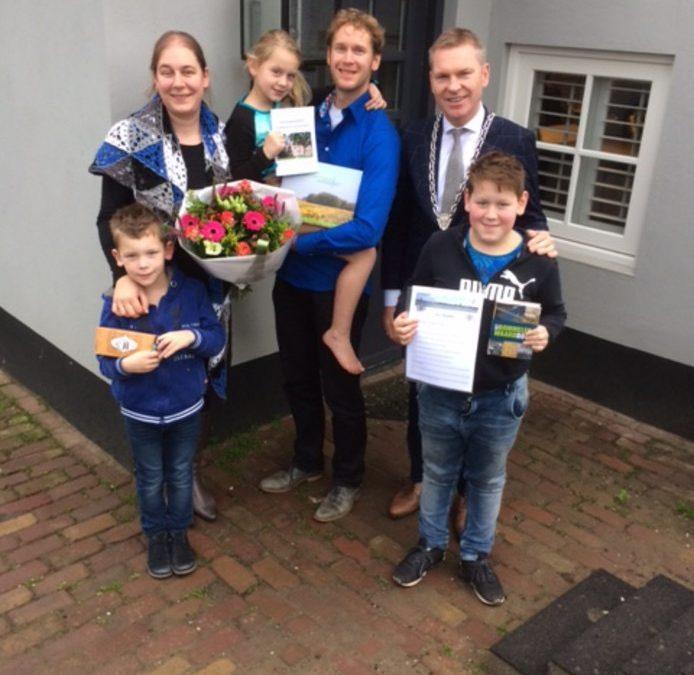 28.000ste inwoner gemeente Zaltbommel komt uit Nederhemert