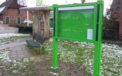 Informatiebord Nederhemert-Noord