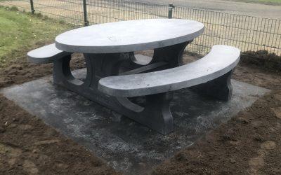 Nieuwe picknickset